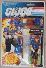 "GI Joe WILD BILL Air Cavalry 3.75"" Action Figure MOC Hasbro 1991"