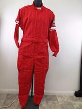 New G-Force Racing GF 620 Deluxe Kart Karting RED Suit SFI 40 1/1 Mens L Large