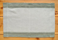 """Burlap Rustic Table Place Mat Overlay Runner Wedding Party BBQ Decor 15"""" x 22"""""""