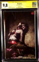DCEASED #1 CGC SS 9.8 JEEHYUNG LEE VARIANT BATMAN HARLEY QUINN JOKER ZOMBIE DC