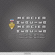 0629 Mercier Special Tour De France Bicycle Stickers - Decals - Transfers