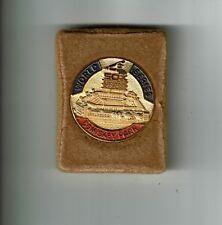 Original 1983 CHICAGO WHITE SOX  Phantom World Series Press Pin