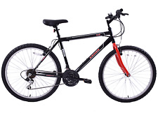 "Cheapest Arden Trail Mens 26"" Wheel Mountain Bike 21 Speed 19"" Frame Black & Red"