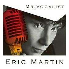 ERIC MARTIN (VOCALS) - MR. VOCALIST * USED - VERY GOOD CD