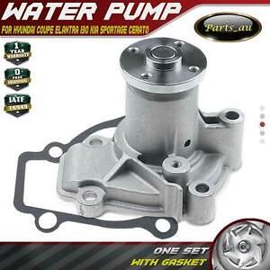 Water Pump for Hyundai Coupe Elantra XD i30 FD Kia Sportage Cerato LD 1.8L 2.0L