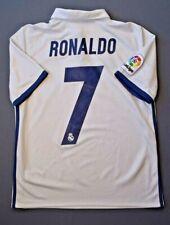 Ronaldo Real Madrid Jersey 2016 2017 Away 13-14 y Youth White Shirt Adidas ig93