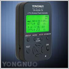 Yongnuo YN-622N-TX Wireless Flash Controller LCD Screen iTTL for YN-622N Trigger