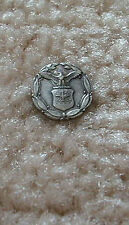 U.S. Air Force Meritorious Civilian Service Lapel Pin (STERLING SILVER)