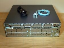 Cisco 3845 Router 256MB RAM 64MB Flash
