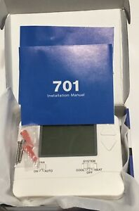 701 Single Stage Non Programmable Thermostat Battery Or Hardware Easy Instl