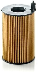 Mann-filter Oil Filter HU8005z fits Audi Q7 4LB 3.0 TDI quattro