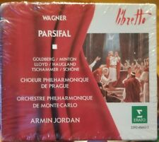 YVONNE MINTON - Parsifal - 4 CD - **BRAND NEW/Damaged Package** - RARE