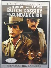 Butch Cassidy Sundance Kid Dvd 2000 Special Edition Redford Newman Interviews