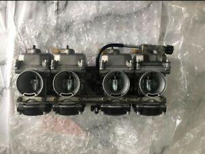 Kawasaki GT550 G9 keihin carburettors