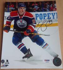 Connor McDavid Edmonton Oilers 8x10 Photo Signed Autograph Reprint