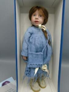 Zwergnase Artist 2001 Club Doll *Lily* Limited Edition NRFB