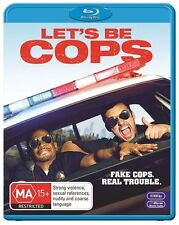 Lets Be Cops Blu Ray Great condition (C)