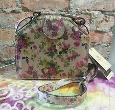 Patricia Nash Heritage Collection Marina Crossbody Satchel Antique Rose Bag NWT