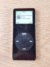 Apple iPod Nano 1st Génération 1 Go Noir