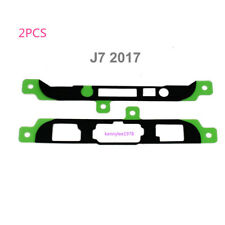 2PCS For Samsung Galaxy J7 2017 J730F LCD Display Screen Front Adhesive Sticker