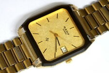 Rado ETA 955.411 quartz mens watch for PARTS/RESTORE!