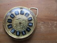 vintage   topsall   watch pendant for spares,  non runner for spares