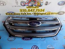 2015 2016 2017 FORD EDGE GRILL GRILLE OEM USED