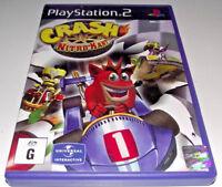 Crash Nitro Kart PS2 PAL *Complete*