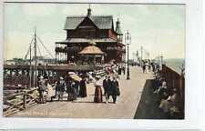 (Lc1289-402)  South Pier, LOWESTOFT Unused c1920 VG-EX,