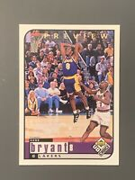 1998-99 Upper Deck Choice Preview Kobe Bryant SP Los Angles Lakers HOF