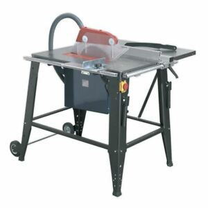 Sealey TS12CZ Contractor's Table Saw 315mm 230V