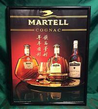Martell Cognac Bar Sign Man Cave