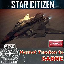 Star Citizen F7C-R Hornet Tracker to Aegis Sabre UPGRADE