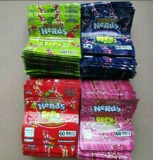 All New Medicated Nerds Rope Bites Packaging - 900 pieces