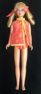 vintage mattel 1967 skipper sausage curl barbie doll twist n turn