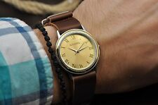 NOS!!! Rowenta Export Watch Mens Watch Vintage, Retro FRG German Wrist Watch