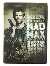 Mad Max Collection La Trilogie Trilogy 1 2 3 Edition Steelbook 3 DVD