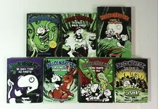 Lot 7 Dragonbreath Series #1 2 3 5 6 7 9 (HC Ursula Vernon Attack of Ninja Frogs