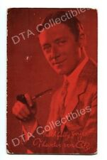 ARCADE CARD-THEODORE VON ELTZ-1920 G