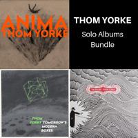 Thom Yorke - Complete Studio Album Bundle - 4 x Vinyl LPs *NEW & SEALED*