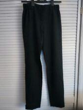 Black wool Tutti natura leggings size S