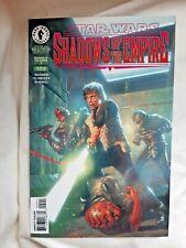 Star Wars Shadows of the Empire 1996 #5 Dark Horse Comics VF
