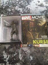 Kurse - Issue 41 Eaglemoss Marvel MOVIE Collection. Figure & Magazine