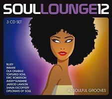 Soul Lounge 12 - Various (NEW 3CD)