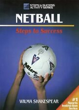 Netball (Steps to Success),Wilma Shakespear