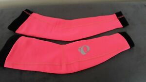 Pearl Izumi Women's Elite Thermal Arm Warmer Pink Extra Small RRP £29 NEW