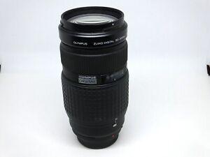 14-54 AND 50-200 Zuiko Digital Lenses with Olympus EVOLT E-500 8.0MP Camera Body