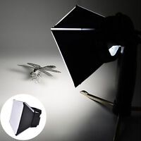 10*13cm Hot Portable Flash Diffuser Softbox Reflector for Canon Nikon GFD 9B1