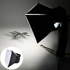 10*13cm Hot Portable Flash Diffuser Softbox Reflector for Canon Nikon GFD liau