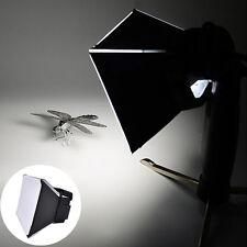 10*13cm Hot Portable Flash Diffuser Softbox Reflector for Canon Nikon GFD SEAU